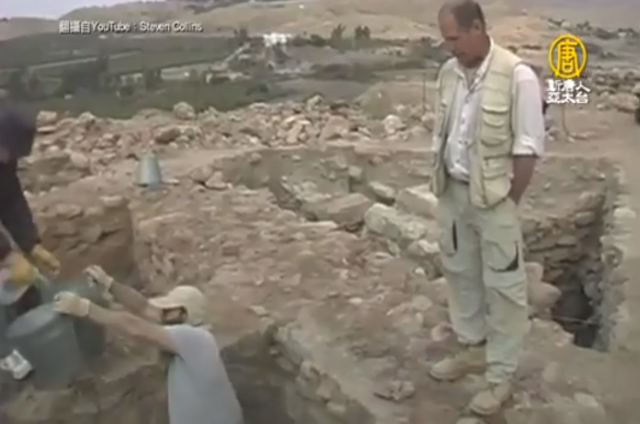 考古學家在約旦的塔哈曼地區找到一處青銅時代的「巨大」的古城遺址,在幾千年前當地曾出現極高溫事件,懷疑是流星爆炸造成。(新唐人)