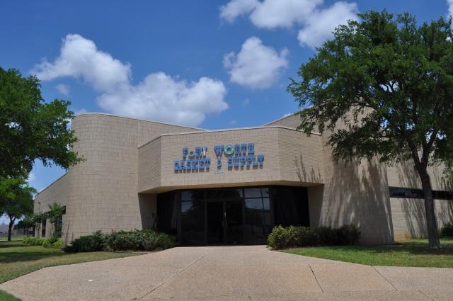 Fort Worth Gasket & Supply公司外景。(記者樂原/攝影)