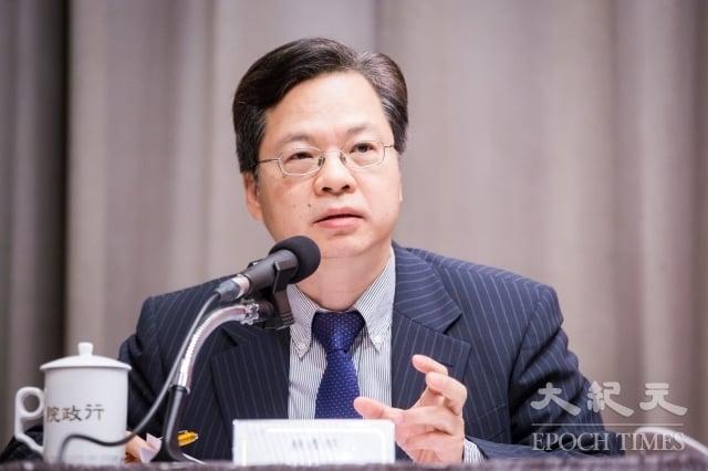 經濟部次長龔明鑫11日表示,政府採購若涉機密或資安疑慮,可排除華為產品。圖為資料照。(記者陳柏州/攝影)