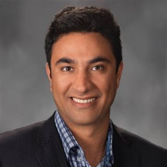 美國加州聖地牙哥IT公司Skyriver總裁霍勒米。(大紀元)