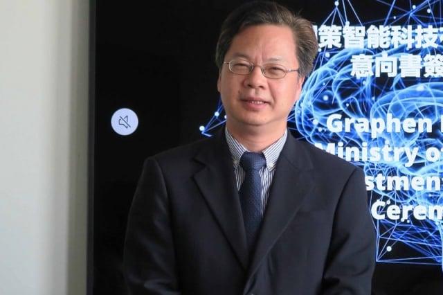 經濟部次長龔明鑫指出,華映財務上有一些結構性的問題,引發上游或廠商的疑慮,經濟部正在趕快協調中。(中央社資料照)