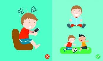 青少年運動少 成年易有心理健康問題