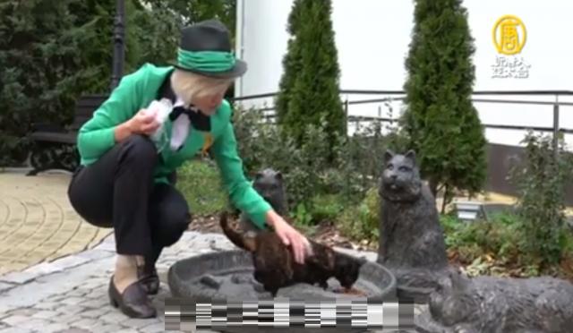俄羅斯有一個愛貓城市,不但在鎮上的70隻流浪貓被當地居民當作寶,連市政府都出面招聘「貓統帥」來照顧牠們。(新唐人)