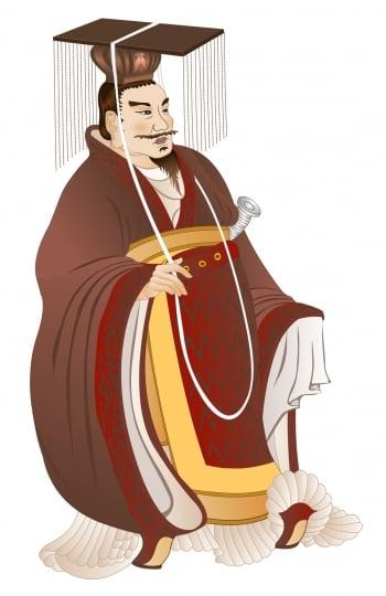 漢武帝。(維基百科)