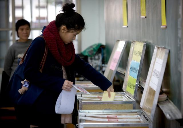 國防院發布年度報告指出,中共有意運用網路散播假消息、發動網軍帶風向,干預台灣2020年總統大選結果。圖為示意圖。(Getty Images)