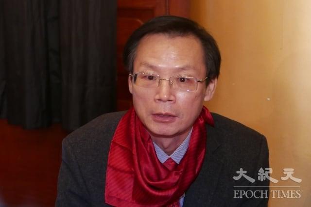 中華電信執行副總蘇添財26日表示,公司已投資新台幣5億元,將打造兩棟員工宿舍。(記者郭曜榮/攝影)