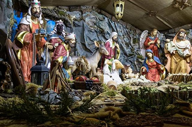 基督教經歷了三百多年的迫害之後,世人終於知道耶穌和基督徒們的偉大,用「聖誕節」和公元紀年來紀念這位偉大的神。(Pixabay)