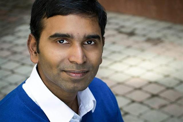 現任微軟高級軟體工程師的蘇曼·斯里尼瓦桑資料照。(Suman Srinivasan提供)