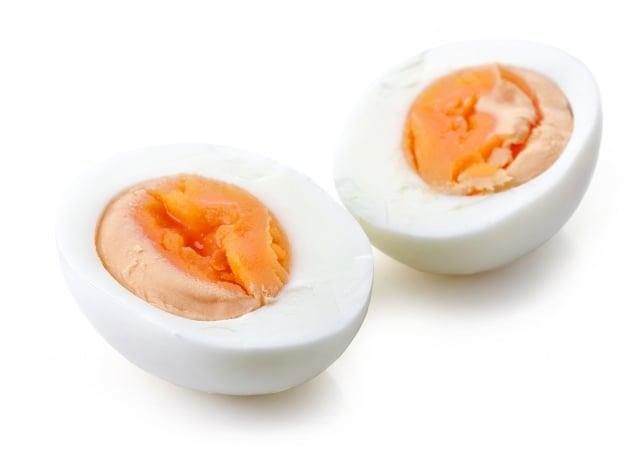 水煮蛋。(Fotolia)