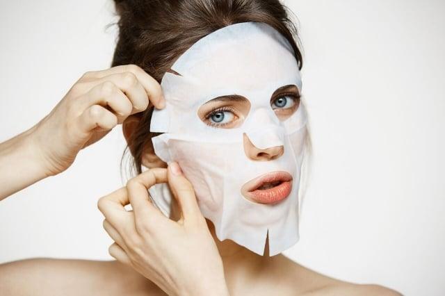 面膜將能客製化!美國護膚品牌將推出用3D拍照技術訂製的面膜,業界猜測價格不菲。(ShutterStock)