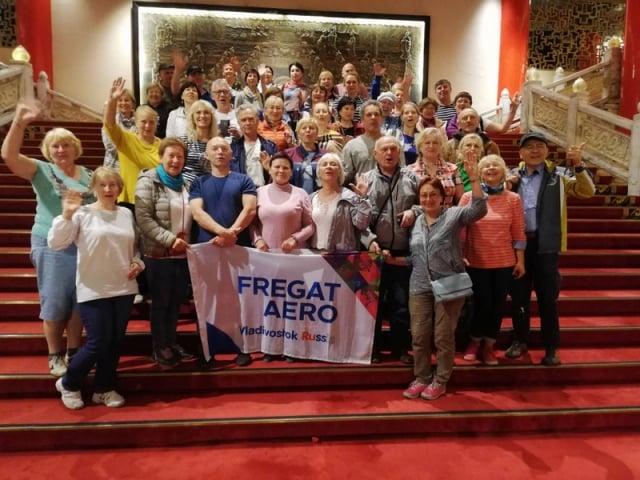 一個多達43人的俄羅斯旅遊團來台跨年,進行11天的環島行程,團員7日受訪稱讚台灣天氣、人情都溫暖,更對台灣水果讚不絕口。(中央社)