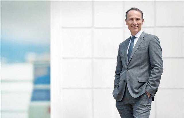 瑞典企業家瓦西柳斯‧祖樸尼第斯是「國王創業獎」得主。(《品位》雜誌提供)