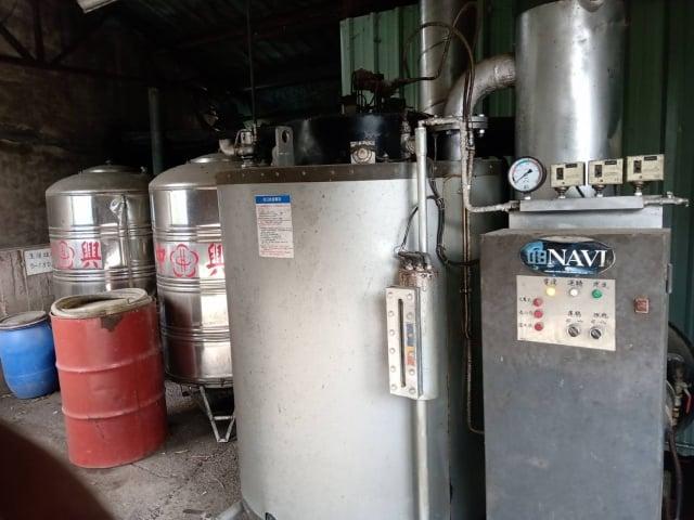 鍋爐中心溫度達90度時間達1小時可徹底殺死病毒