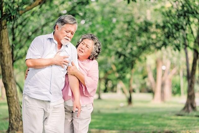 糖尿病會影響身體的神經,也會影響到心臟的神經, 所以一般糖尿病人在發生心肌梗塞時,症狀和別人不一樣。(Fotolia)