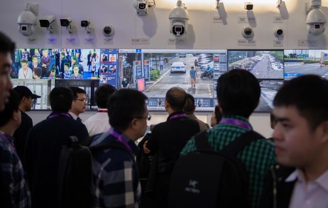 中共尋求利用人工智慧的技術進步進行監控和審查及用於軍事目的,人工智慧被打磨成中共執政的工具。(Getty Images)