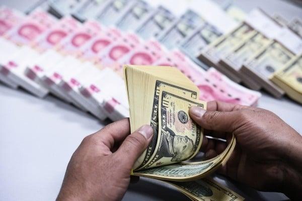 美元在全球「霸主」地位比以往任何時候都穩固。(大紀元資料庫)