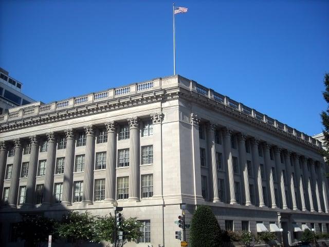 圖為美國商會大樓。(維基百科公有領域)