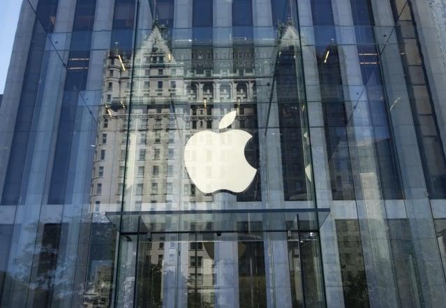 全球科技巨擘蘋果公司在台北時間本週三將發布最新財報,引發全球市場關注。圖為示意照。(AFP)