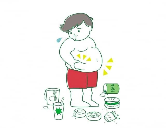 所謂的三高是指血壓偏高、血糖偏高與血脂肪偏高的情況。(Fotolia)