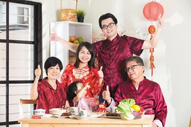 新年期間要特別注意掌握飲食與生活的原則。(123RF)