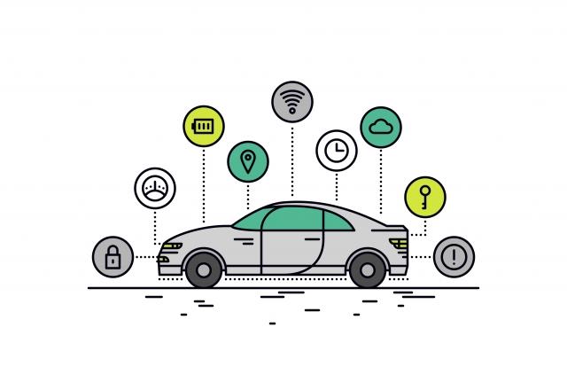 日本即將在2020年舉辦東京奧運,東京奧運時開放駕駛人於高速公路啟動全自動駕駛,並在法規及道路設計上積極研擬「駕駛資源系統」(driving support system)。(123RF)