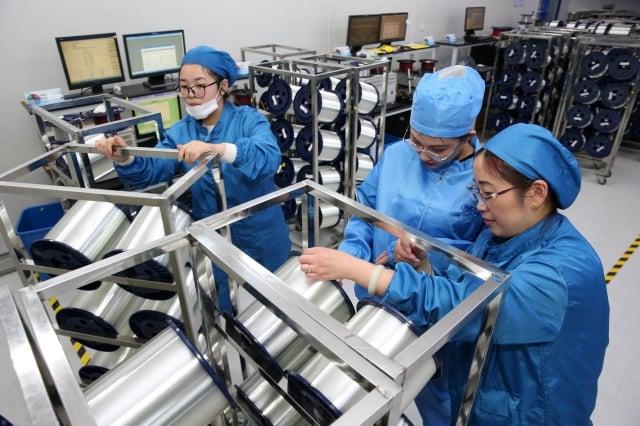 法國貿易信貸保險公司裕利安怡(Euler Hermes)預測,2019年中國企業的破產增速將再成長20%,超過任何一個全球大型經濟體。圖為示意照。(AFP/Getty Images)