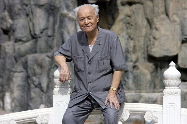 李南央表示其父李銳(如圖)真實意願:「不開追悼會,不進八寶山,不蓋黨旗。」(GOH CHAI HIN/AFP)
