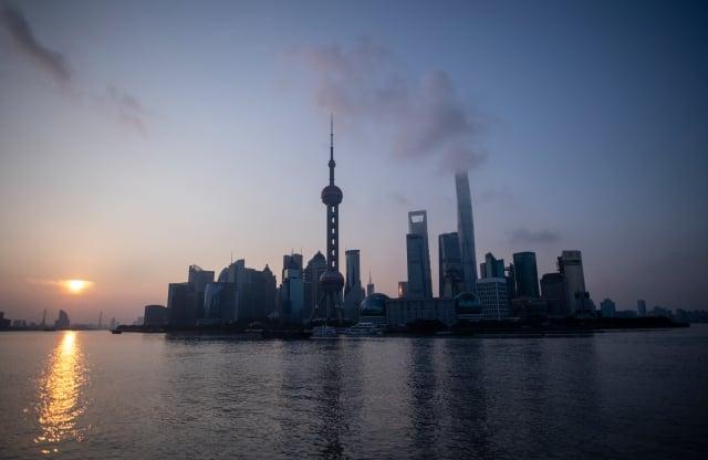 彭博社引述分析師看法,指「青海投資集團」傳出違約,必將衝擊中國大陸地方政府融資平台(LGFV)的信心。圖為示意照。(AFP)