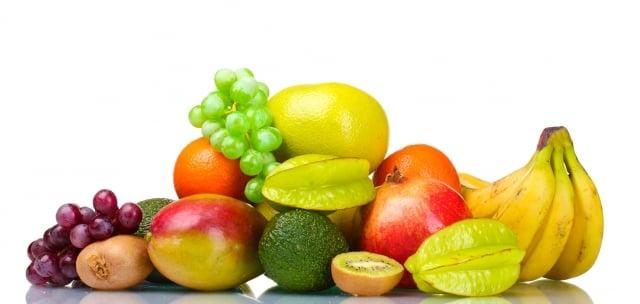 水果有豐富的蛋白質、維生素,有良好的養生保健作用。(123RF)