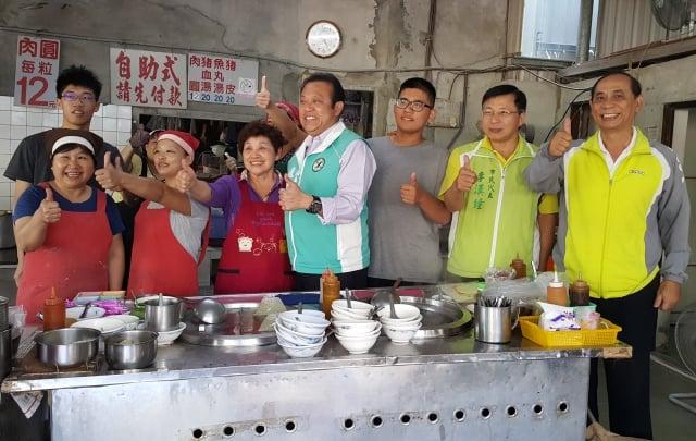第三屆「屏東肉圓節」將於9日在屏東公園登場。(立委蘇震清服務處提供)