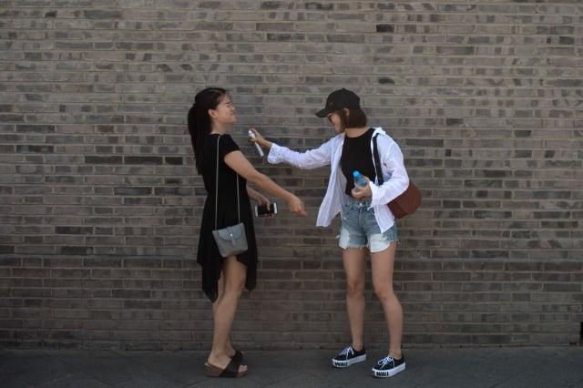 逾180萬名中國女性的個人資料在網上洩漏,包括她們是否具有生育能力等資訊。示意圖非本人。(Getty Images)