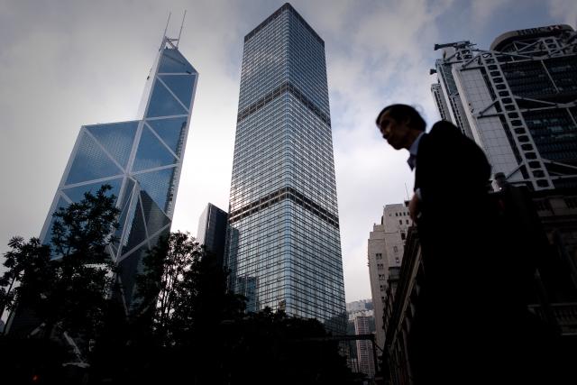 香港學者指出,廣東維穩費高居中國省市首位,其中一部分被用來監控港人。圖為香港一景。(Getty Images)