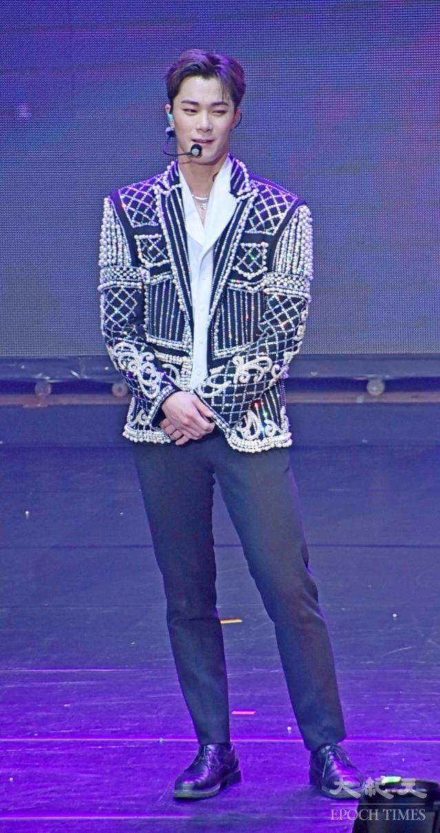韓團ASTRO海外演唱會首場獻給台灣歌迷