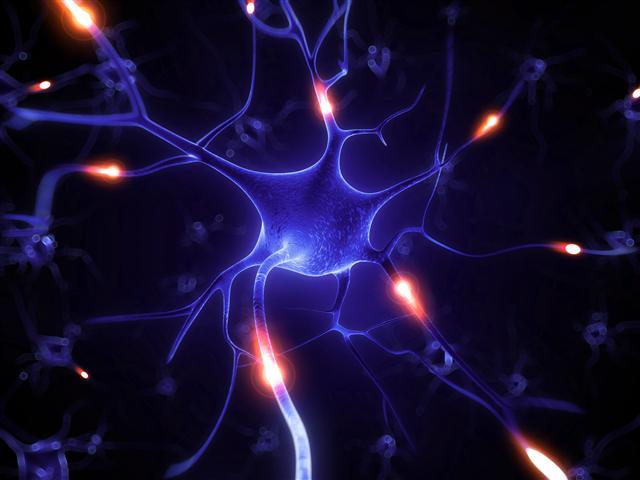 年長者受損的神經在中風後沒有完全復原,飲食攝取不均衡,也讓神經無法正常的傳導訊息,進而影響到眼皮無法自然開合。(123rf)