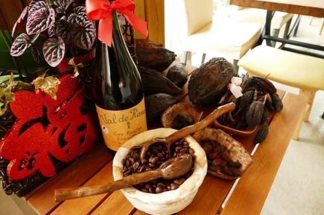 在八卦路上有一座讓過路的旅客相當驚艷的「慕尼黑巧克力工坊」,販售著很多不同口味的生巧克力。