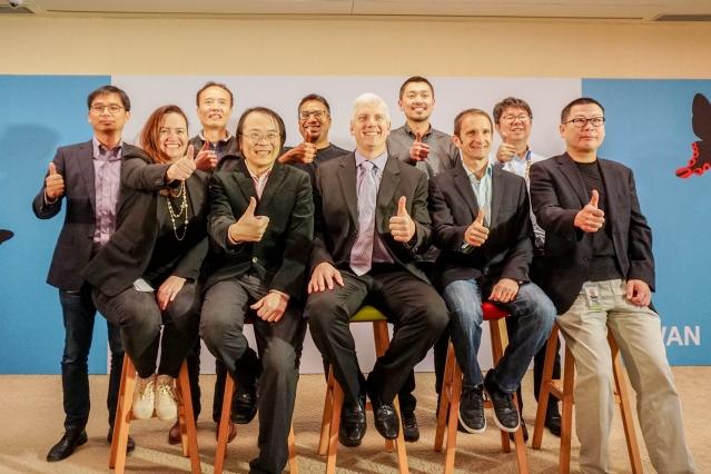 Google 26日宣布擴大在台投資,包括在新北市Tpark打造全新辦公園區、增聘數百位台灣員工。(新北市政府)