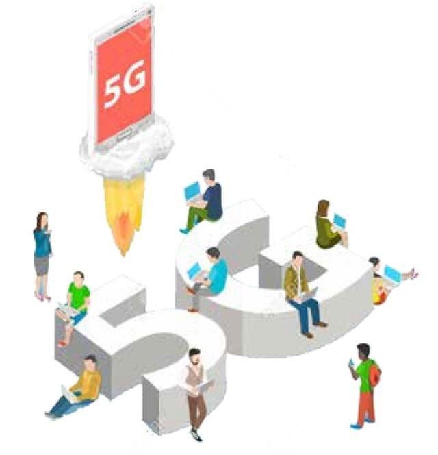 5G時代智慧手機是否能維持安泰,令人質疑。(123RF)