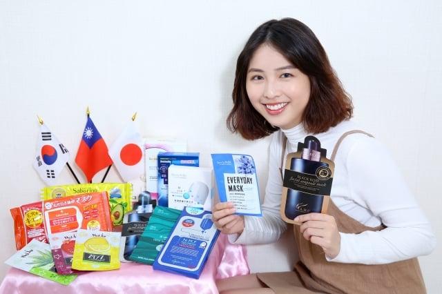台灣女孩熱愛植萃成分,日本妹子偏好縮時效果,韓國歐逆重保濕程度。(業者提供)