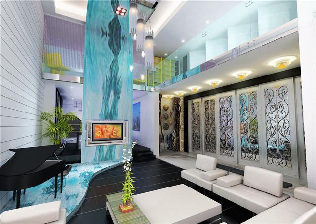 邱毓棠認為室內設計,不只是設計一間房子(hours),而是設計符合屋主個性的空間,讓人真正想回家(home)。(棠韻室內設計邱毓棠提供)