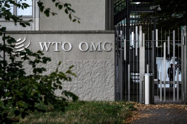 世界貿易組織(WTO)裁定,中共政府對部分美國農產品的關稅配額措施違反承諾。圖為WTO在日內瓦的總部。(Getty Images)
