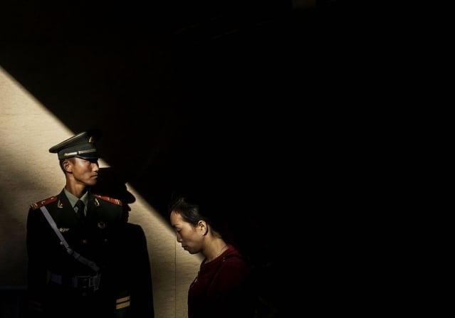 中共官媒近日稱,鼓勵民眾檢舉間諜活動,獎金最高可達50萬元人民幣。(Getty Images)