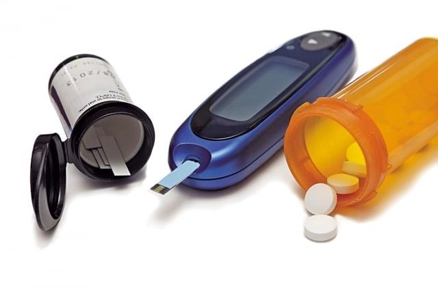 隨著血糖水平的增高,白內障的發病率也增高。(Fotolia)