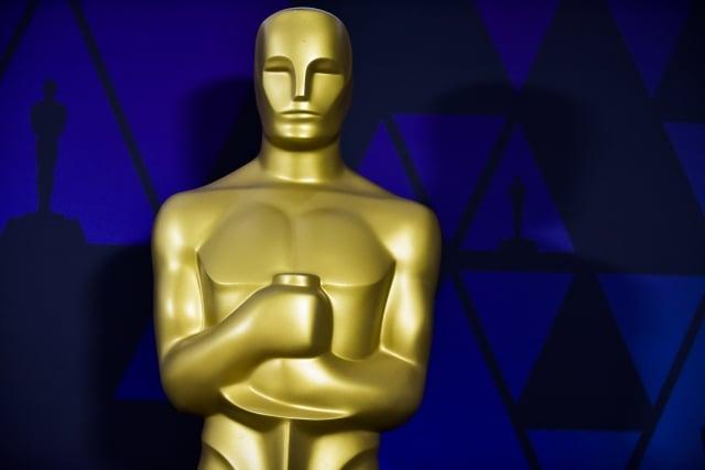 奧斯卡「最佳外語片」獎項將改名為「最佳國際影片」。圖為奧斯卡獎座。(Getty Images)