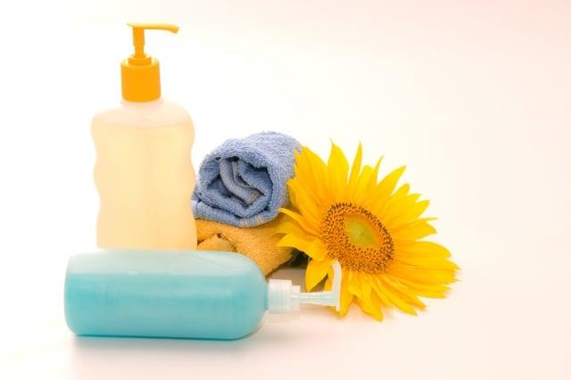 依照下述4個原則挑選沐浴產品。(Fotolia)