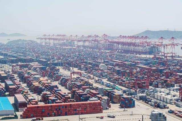 美國貿易代表署週一公布,擬對另外價值約3千億美元中國產品加徵關稅,並公布產品清單。(Getty Images)