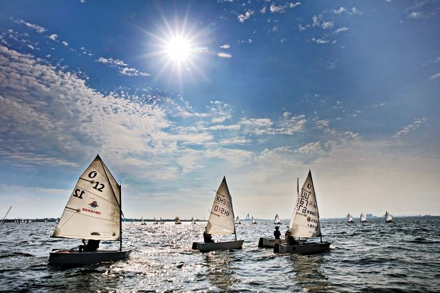 2019大鵬灣遊艇帆船系列活動。(大鵬灣管理處提供)