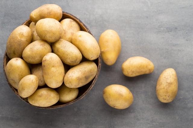 馬鈴薯。(Fotolia)