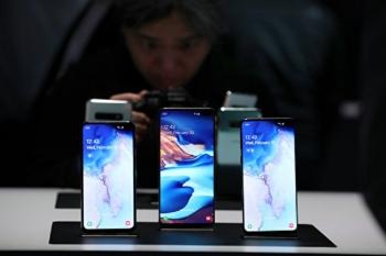 谷歌分手華為 三星趁機搶占5G市場