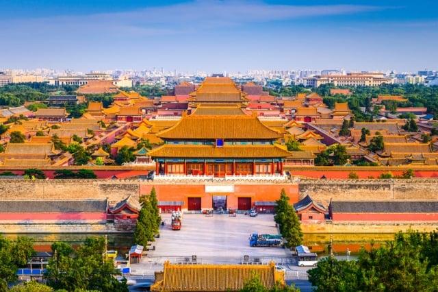 北京皇城。(Fotolia)