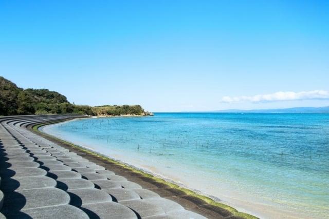 古宇利島。(沖繩觀光情報Web提供)